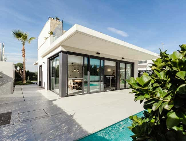 hard money lender in miami funded modern contemporary home in florida