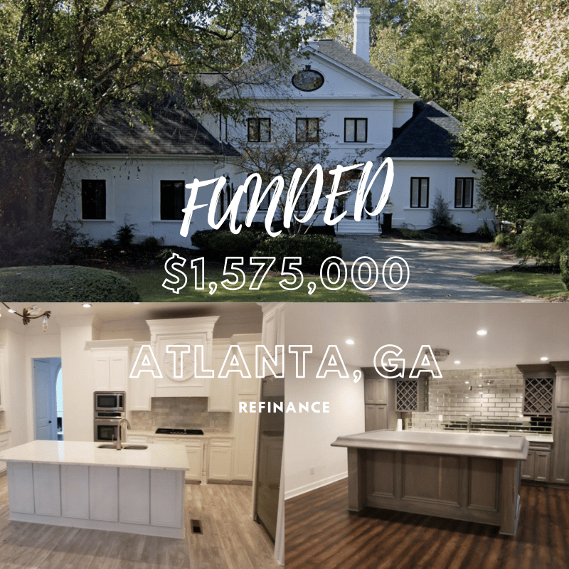 fix and flip loan atlanta
